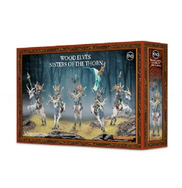 Games Workshop Warhammer Wood Elves Sisters Of The Thorn Or Wild Riders 92-08